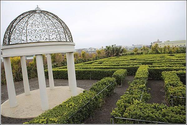 探索迷宮歐式庭園餐廳 (33)