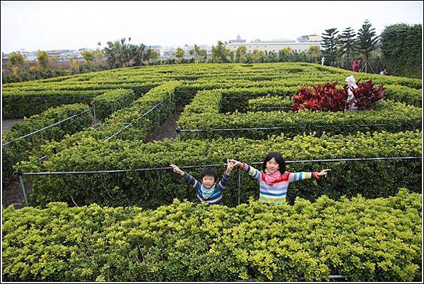 探索迷宮歐式庭園餐廳 (32)