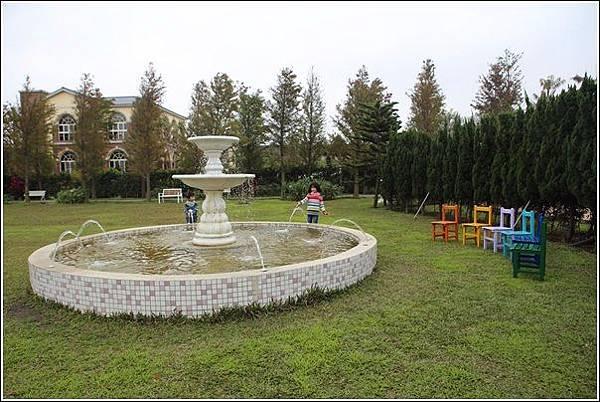 探索迷宮歐式庭園餐廳 (58)