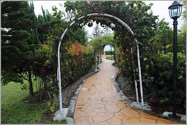 探索迷宮歐式庭園餐廳 (62)