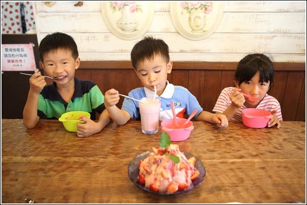 花間集草莓牛奶冰 (5)