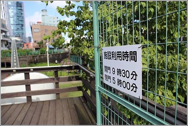 大橫川親水公園 (2)