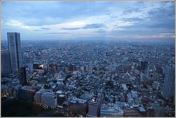新宿都廳夜景 (10)