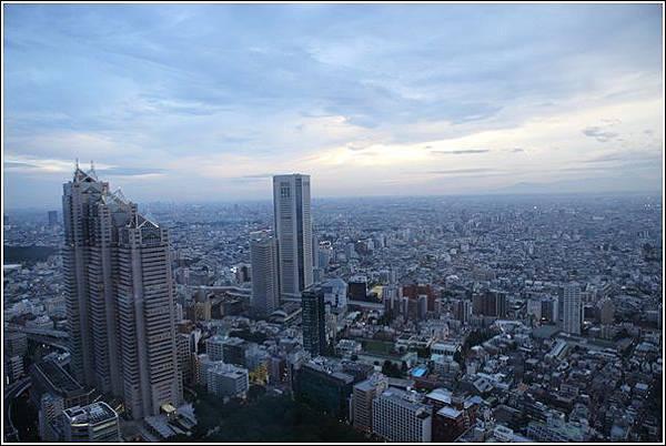 新宿都廳夜景 (16)