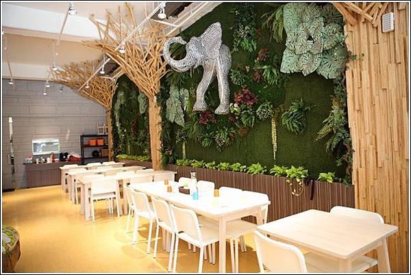 魔法城堡親子餐廳 (3)