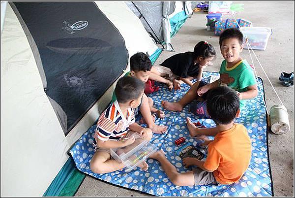 藍天綠地露營區 (9)