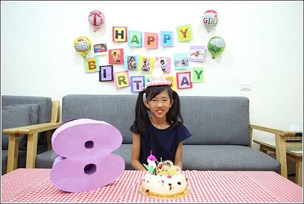 八歲生日 (3)