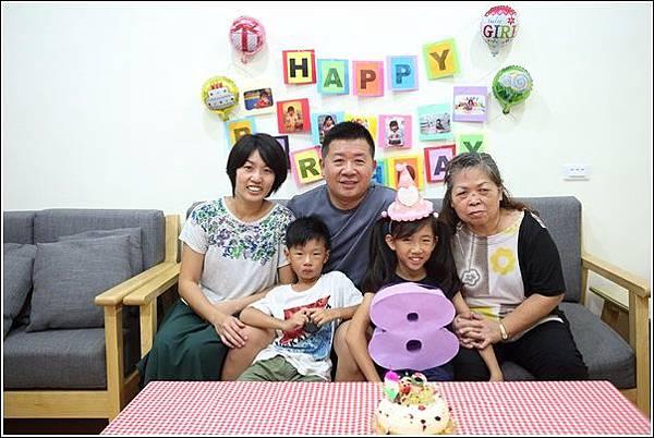 八歲生日 (4)