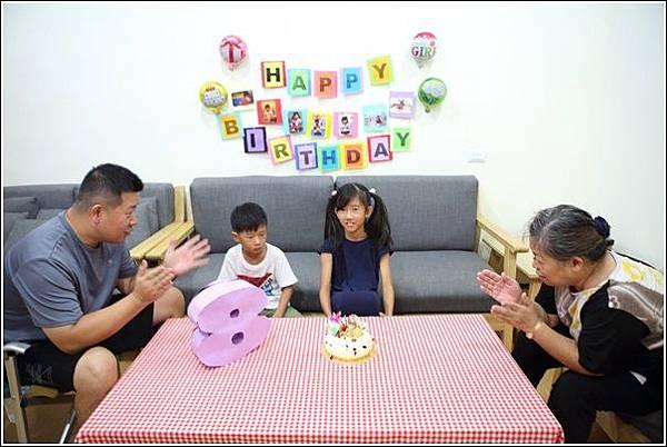 八歲生日 (6)