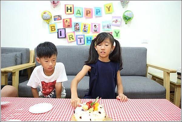 八歲生日 (10)