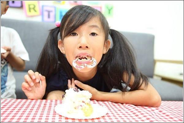 八歲生日 (14)