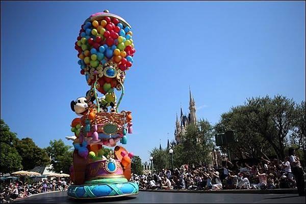迪士尼樂園(1)