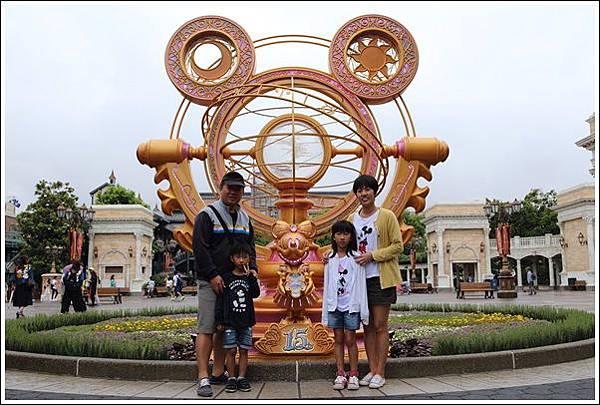 迪士尼海洋樂園 (1)
