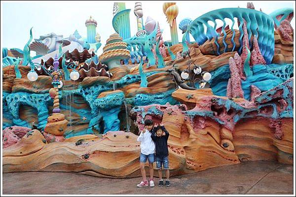 迪士尼海洋樂園 (9)