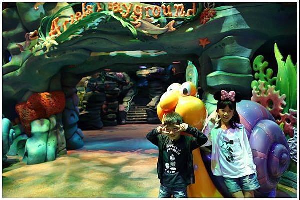 迪士尼海洋樂園 (14)