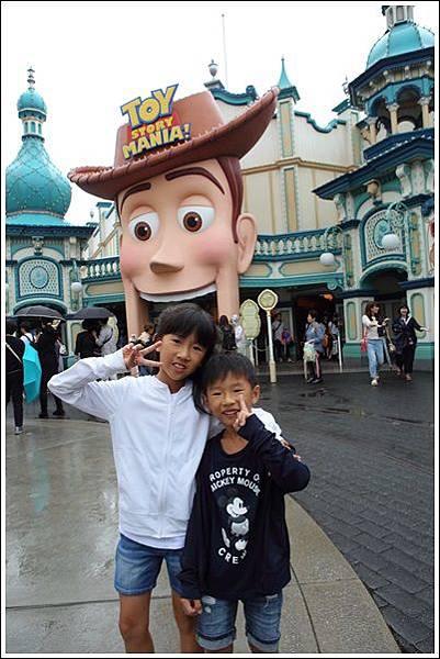 迪士尼海洋樂園 (21)