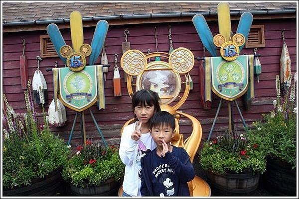 迪士尼海洋樂園 (26)
