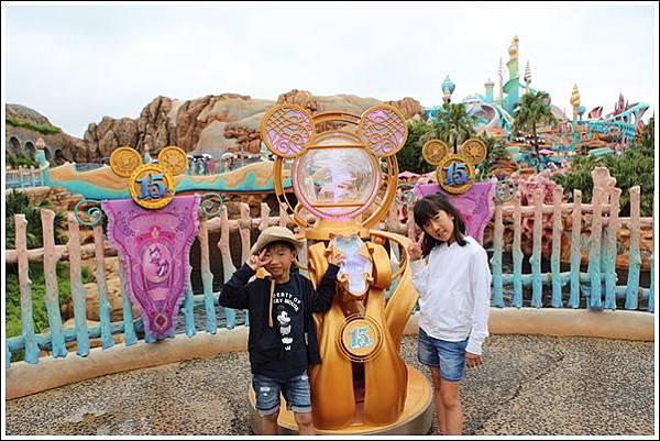 迪士尼海洋樂園 (37)