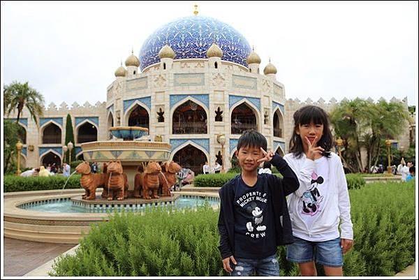 迪士尼海洋樂園 (41)