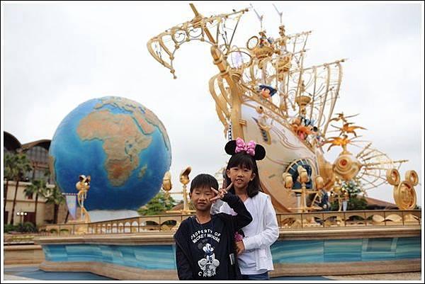 迪士尼海洋樂園 (54)
