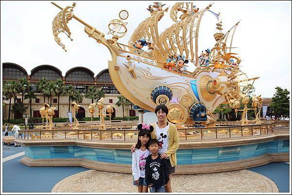 迪士尼海洋樂園 (55)