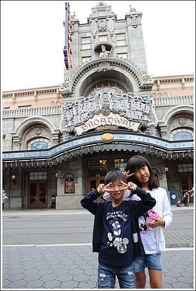 迪士尼海洋樂園5