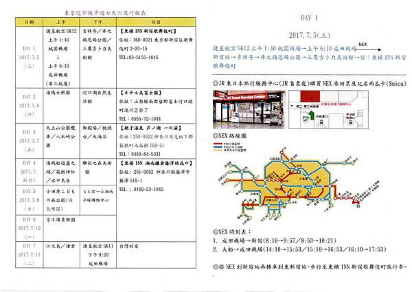 行程規劃書 (1)