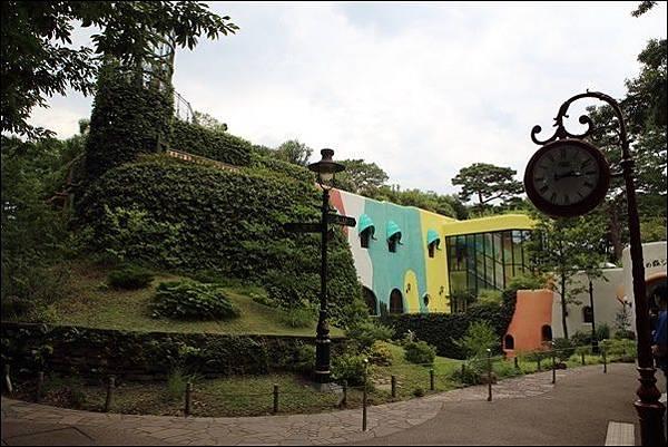 三鷹之森吉卜力美術館 (5)