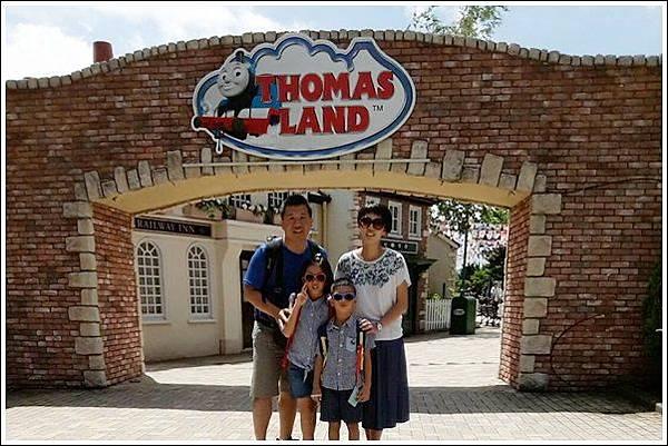 湯瑪士樂園