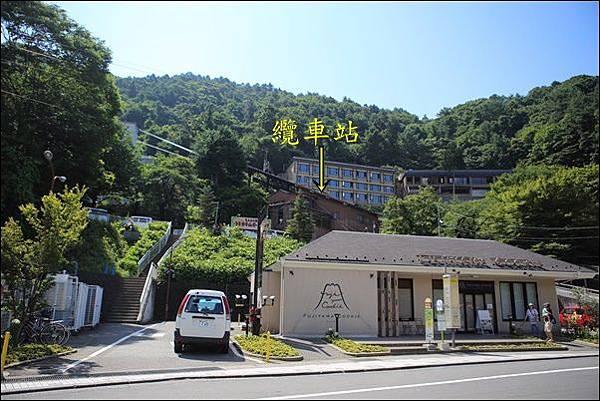 天上山公園纜車 (2)