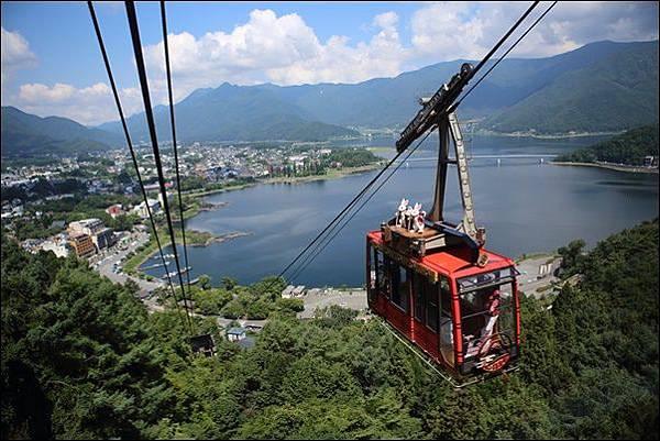 天上山公園纜車 (1)