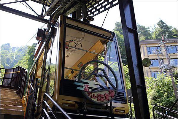 天上山公園纜車 (8)