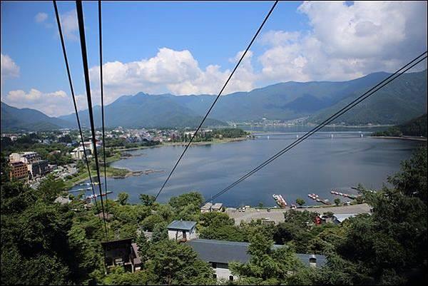 天上山公園纜車 (9)