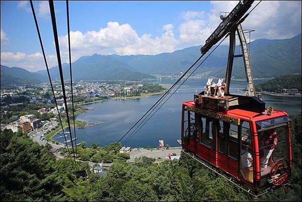 天上山公園纜車 (10)