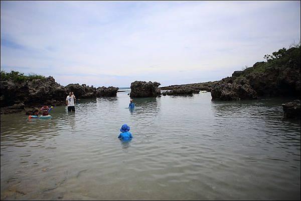 墾丁小巴里島 (4)