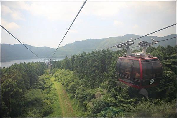 箱根空中纜車 (7)