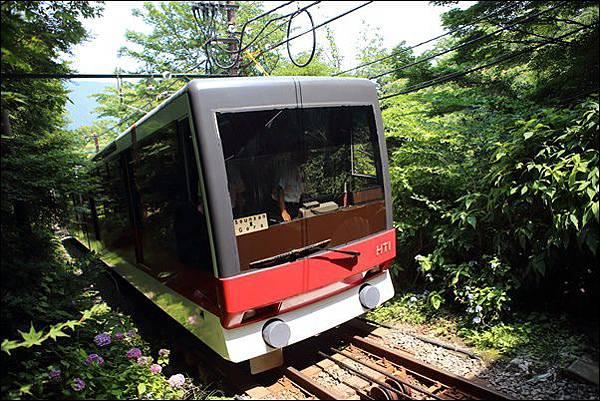箱根登山纜車 (2)