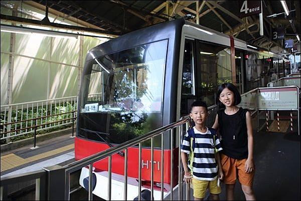 箱根登山纜車 (1)