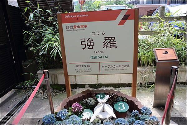箱根登山纜車 (8)