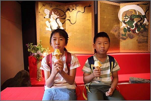金箔冰淇淋 (3)