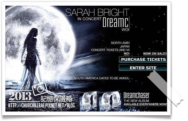 莎拉布萊曼-2013全球巡迴演唱會01