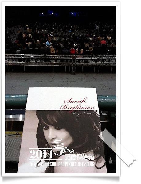 (後記)2014莎拉布萊曼台北演唱會01.jpg