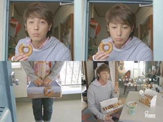 玉木宏甜甜圈廣告-3