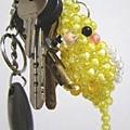 FF9會場買的水晶串珠鑰匙圈