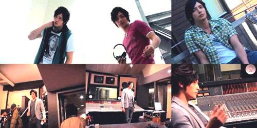 Mens Voi 2007 夏季號拍攝花絮-1