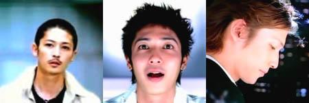 玉木宏造型七變化-CM篇-資生堂