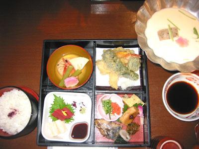 中餐定食&豆乳湯