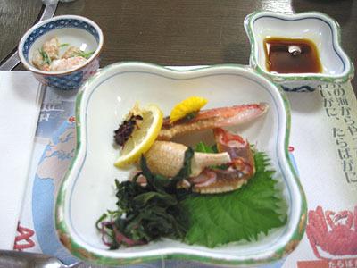 吃很久的螃蟹餐…Orz