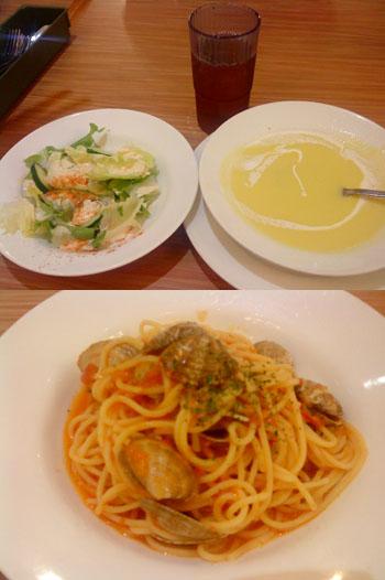 110911-晚餐薩利亞