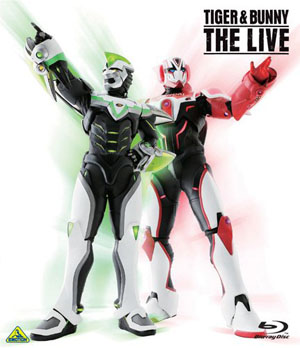 TIGER&BUNNY the LIVE